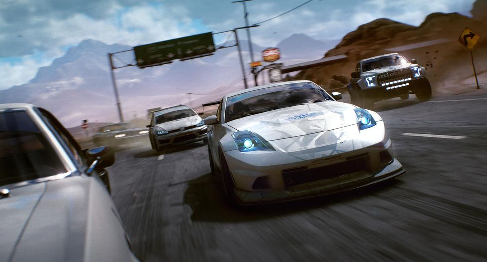 Need for Speed Payback (Electronic Arts)