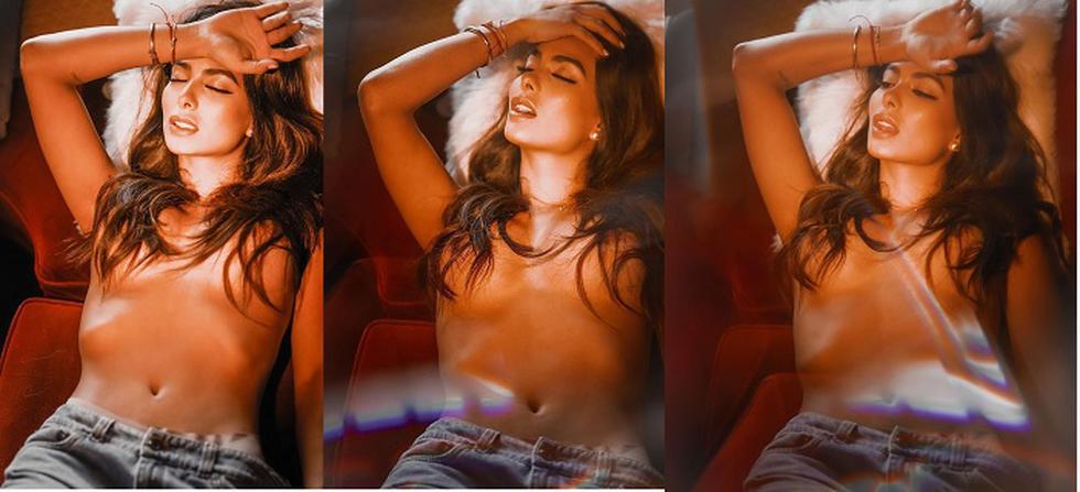 Ivana Yturbe ha conseguido más de 102 mil likes con su topless. (Foto: Instagram @ivanayturbe)