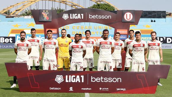 Universitario de Deportes anunció la convocatoria para enfrentar a San Martín. (Foto: Liga Profesional de Fútbol)