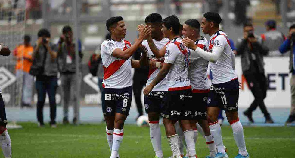 Deportivo Municipal vs. San Martín se enfrentan en la Liga 1. (Foto: GEC)