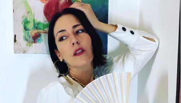 Stephanie Salas y Luis Miguel tuvieron un romance fugaz del que nació Michelle. (Foto: Stephanie Salas/ Instagram)