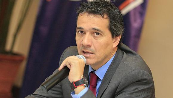 Alonso Segura, el flamante titular del MEF. (USI)