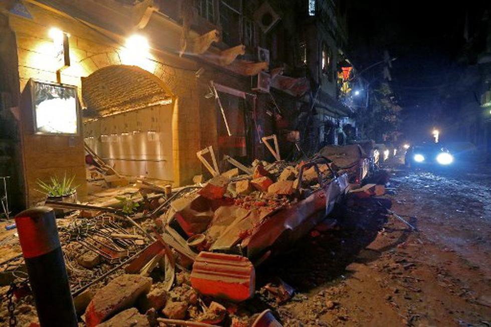 Al menos 27 muertos y 2.500 heridos por las explosiones en Líbano (ministerio de Salud)