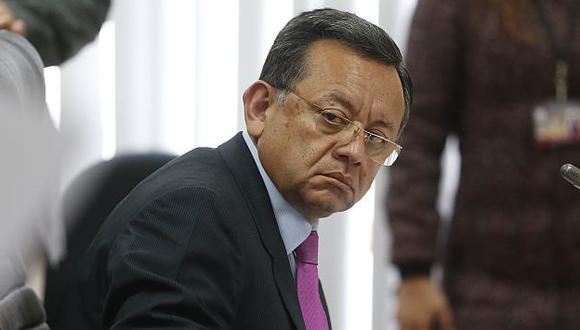 Congreso: Comisión Permanente designó a Edgar Alarcón como nuevo contralor. (Perú21)