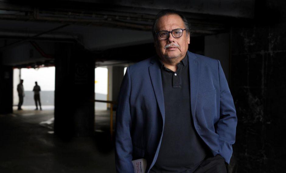 """Ricardo Uceda: """"El periodismo es un recurso que tiene la sociedad y que siempre funciona"""". (Juan Ponce Valenzuela/GEC)"""