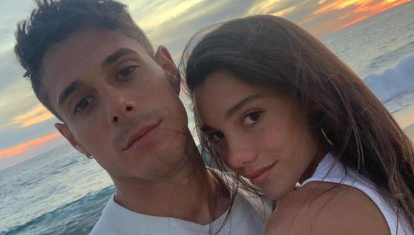 Hugo García y Mafer Neyra terminaron su relación sentimental en febrero de 2021. (Foto: @maferneyra)