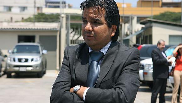 Julio Arbizu,  procurador anticorrupción. (USI)