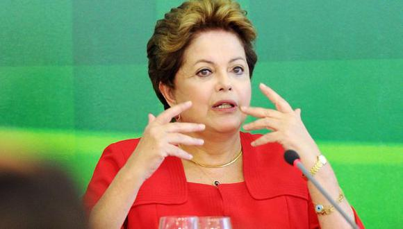 Dilma Rousseff. (AFP)