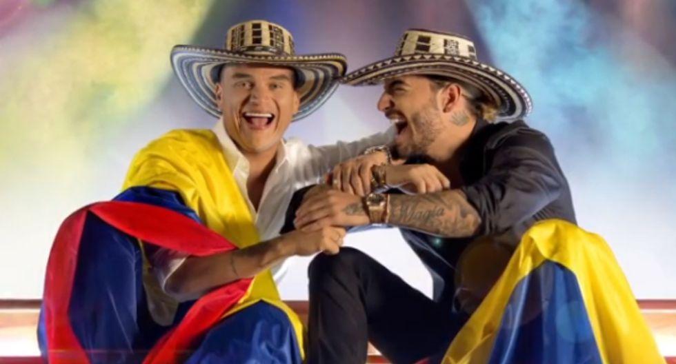 """Maluma comparte adelanto del videoclip de """"Vivir Bailando"""". (Foto: Instagram)"""