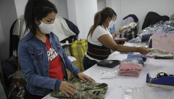 LIMA, VIERNES 12 DE JUNIO DEL 2020La empresaria Madeline Brunella nos mostrará su tienda que no puede operar en la actualidad por las restricciones a raíz del coronavirus.