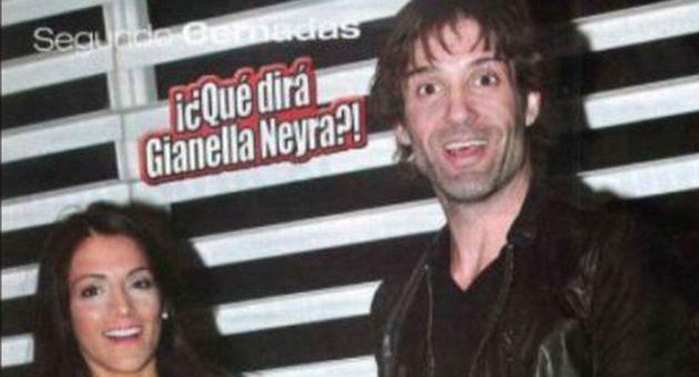 La bailarina argentina habló sobre el \'ex' de Gianella. (Internet)