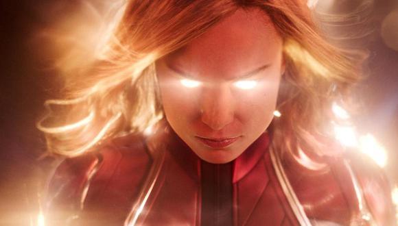 Captain Marvel es la última incorporación del MCU. (Foto: AP)