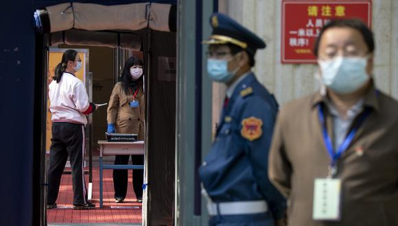 No es la primera vez que se produce un ataque de este tipo en una escuela en China. En enero de 2019, 20 niños resultaron heridos al recibir varios martillazos, en una escuela primaria de Beijing. (foto referencial/NOEL CELIS / AFP)