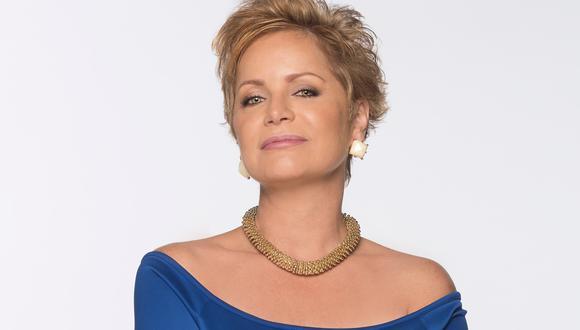 Diana Quijano, actriz peruana que radica en México.