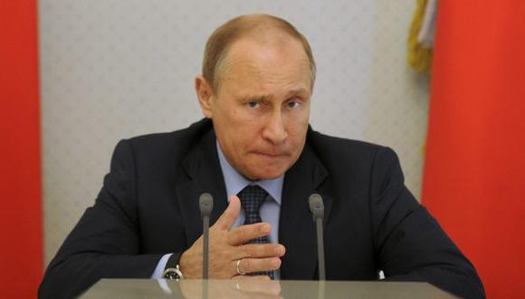 Presidente ruso contra norma. (EFE)