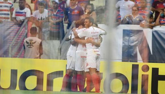 Inter quiere concretar su octava victoria en el Brasileirao ante Goiás. (Foto: Internacional)