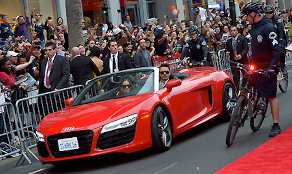 El actor tiene dos ejemplares de este modelo de Audi. (Foto: Difusión)