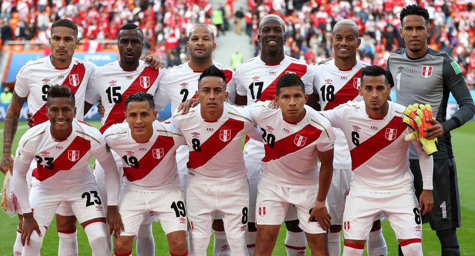 Dos jugadores de la selección peruana figuran en el once ideal de sudamericanos que jugaron el Mundial Rusia 2018. (Foto: Getty Images)