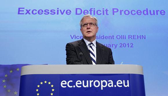Comisario de Asuntos Económicos y Monetarios también dijo que España es una preocupación para la Unión Europea.(Reuters)