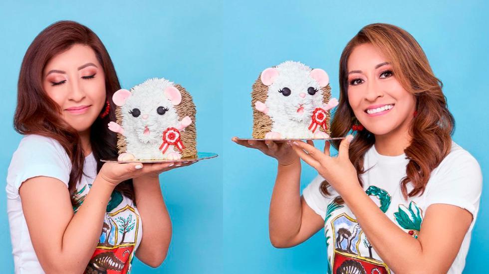 Ten en tu mesa este dulce cuy hecho en torta. Dulcefina te presenta esta opción por Fiestas Patrias, la puedes encontrar en Instagram @dulcefinaoficial