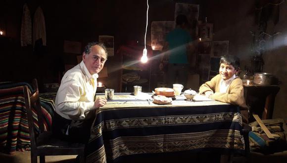 El cortometraje, que contiene narraciones en español y quechua, ha sido galardonado en tres categorías durante la última edición del Festival Nacional de Cine Estudiantil de Guaíba-Brasil.