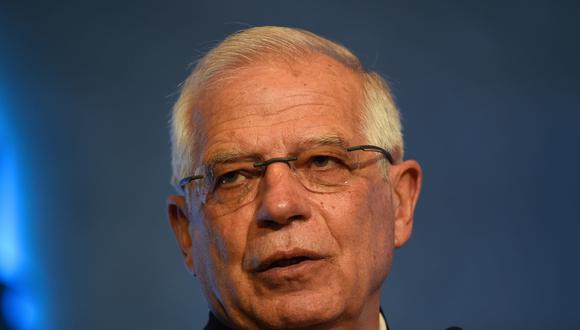 El ministro español de Asuntos Exteriores, Josep Borrell, desestimó que sea importante que Estados Unidos reconozca al autoproclamado presidente interino vewnezolano Juan Guaidó.(Foto: AFP)