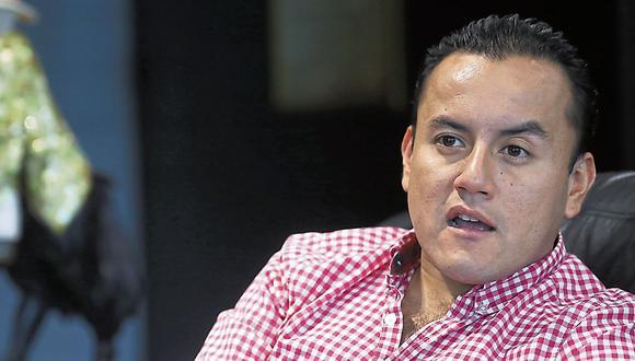 Richard Acuña Núñez. Congresista de Alianza para el Progreso