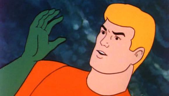 """""""Aquaman"""" tendrá una serie de dibujos animados en HBO Max. (Foto: Captura)"""