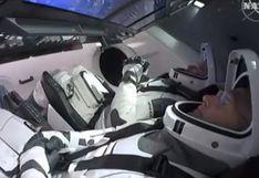 NASA: Mira EN VIVO el lanzamiento del vuelo tripulado SpaceX mañana sábado [VIDEO]