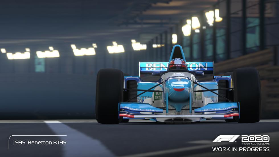 'F1 2020' saldrá a la venta el viernes 10 de julio en formato multiplataforma.