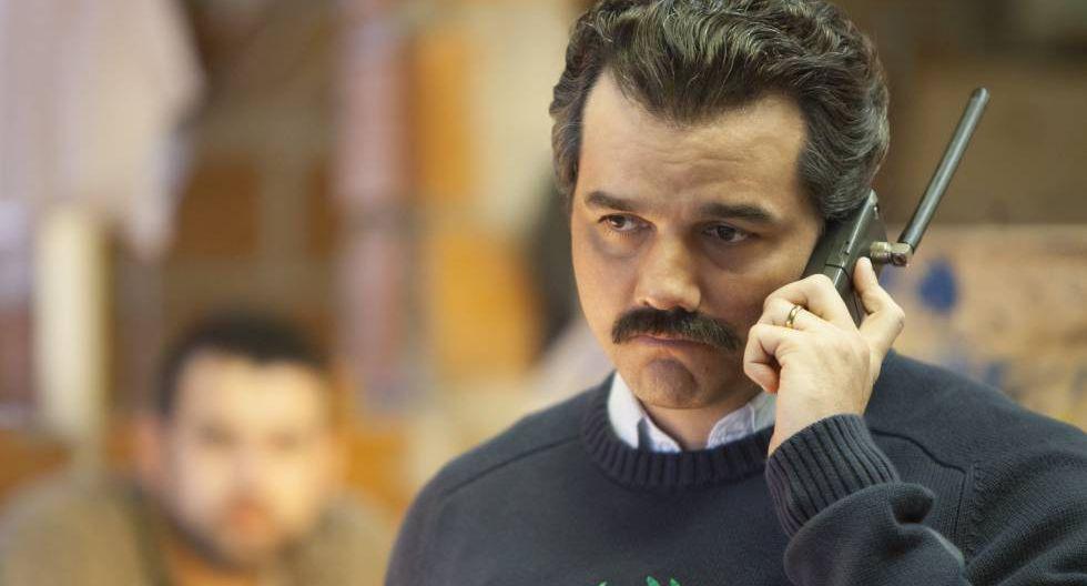 """En una entrevista que ofreció a La Vanguardia tras el lanzamiento de su libro """"Pablo Escobar: Mi vida y mi cárcel"""", María Victoria Henao, se mostró crítica con este tipo de producciones. (Netflix)"""