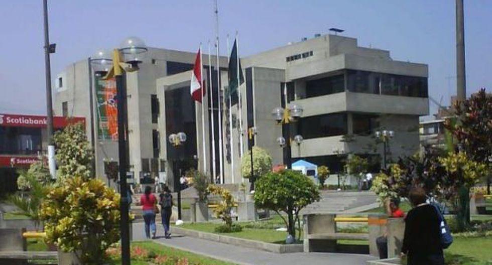 (Municipalidad de Los Olivos)