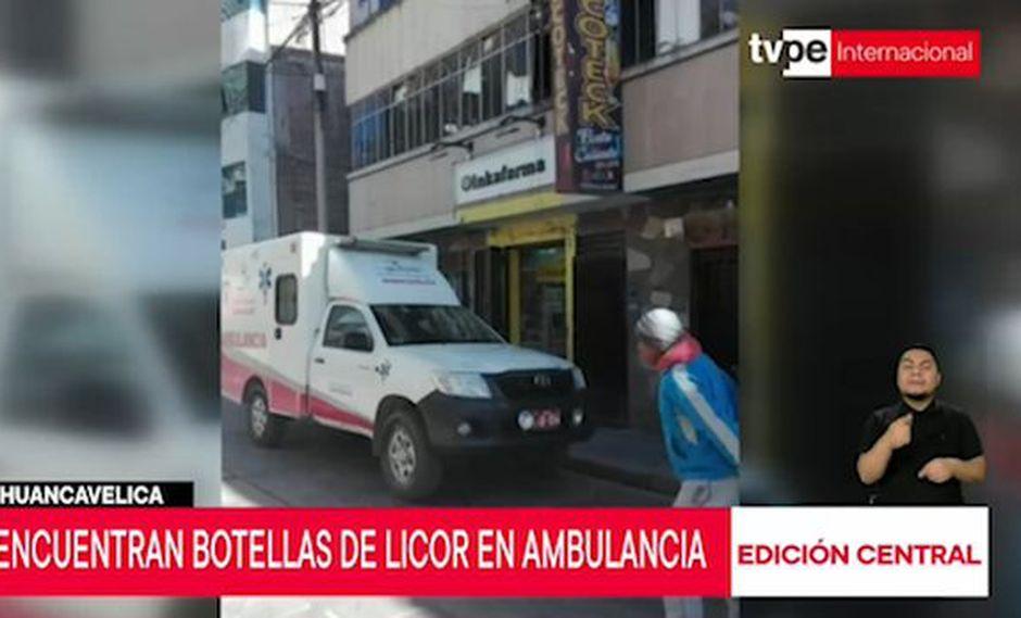 Diresa ha iniciado un proceso administrativo por esta falta calificada como grave. (Foto: Captura TV Perú)