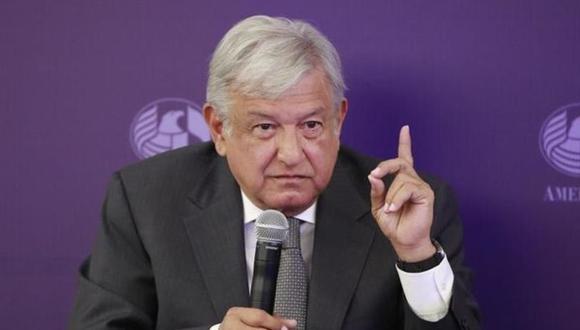 Sismo de magnitud 7,5 generó preocupación en el presidente Andrés Manuel López Obrador (AMLO). (Foto: EFE)