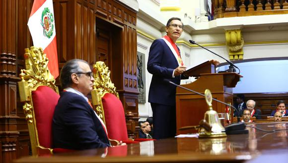 Repensando el  presidencialismo . (Foto: Congreso)