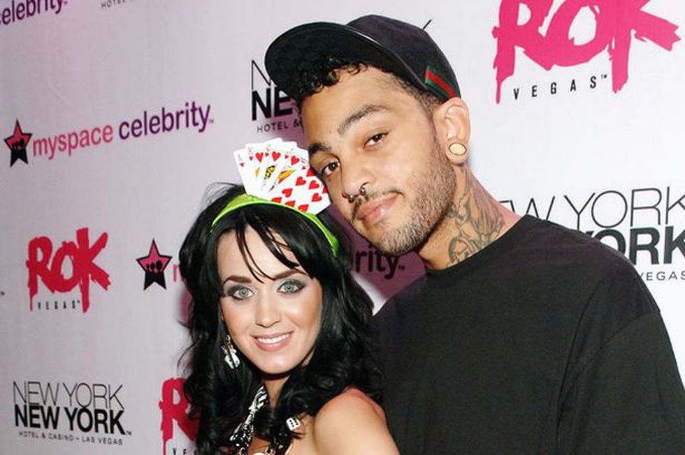 Katy Perry and Travie McCo were a couple of 2007 to 2099 (Photo: AFP)