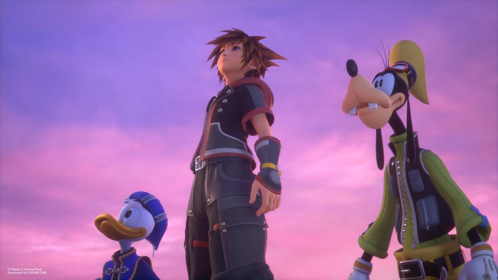 'Kingdom Hearts III' llegará el próximo 29 de enero a PlayStation 4 y Xbox One