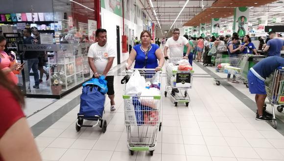 El presidente de la Cámara de Comercio de Piura, detalló que el nuevo horario del toque de queda en la región, afectaría en un 25% los ingresos de las empresas y podría aumentar la tasa de desempleo (Foto: Archivo GEC)