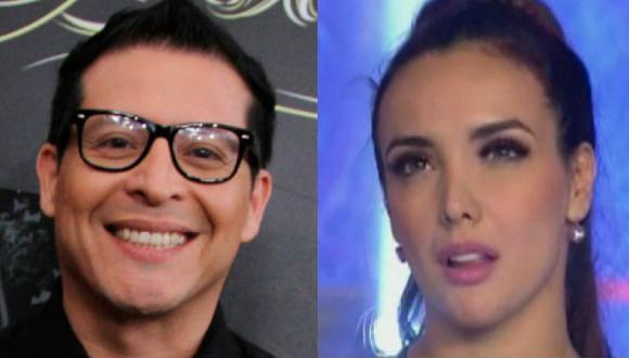 'Esto Es Guerra': Rosángela Espinoza se sintió mal y Carloncho se burló de ella. (América TV)