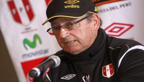 Markarián dio conferencia tras la práctica en Cusco. (USI)