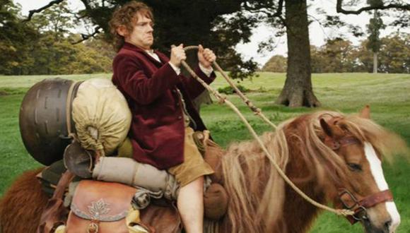 Dicen que 27 animales murieron en el rodaje de El Hobbit. (Internet)