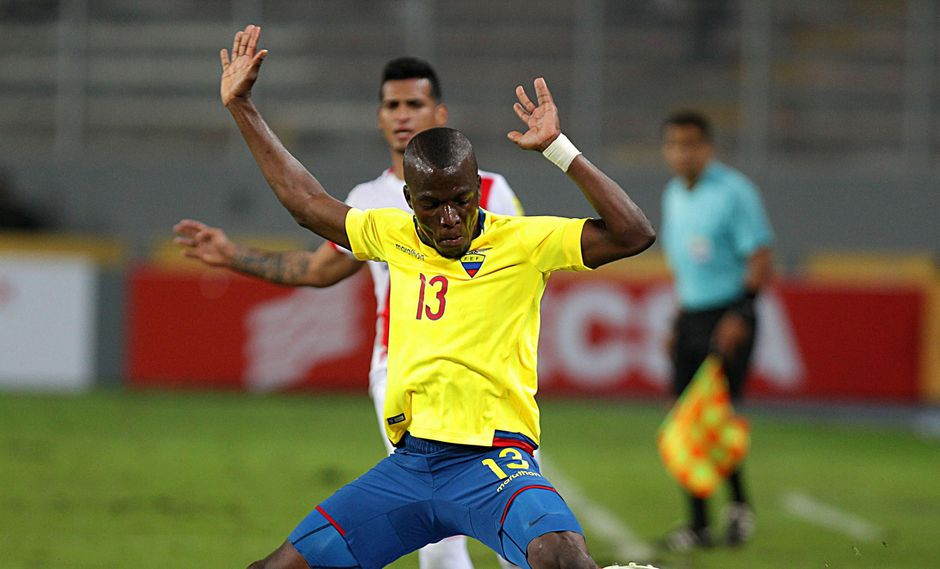 La selección ecuatoriana culminó en el octavo lugar de las Eliminatorias con 20 unidades. (EFE)