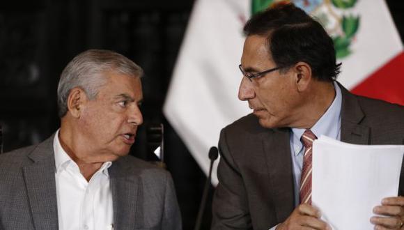 Premier reitera que importancia de diálogo para las inversiones (Renzo Salazar)