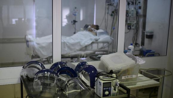 Argentina roza ya las 10.000 muertes por coronavirus. (Foto: RONALDO SCHEMIDT / AFP)