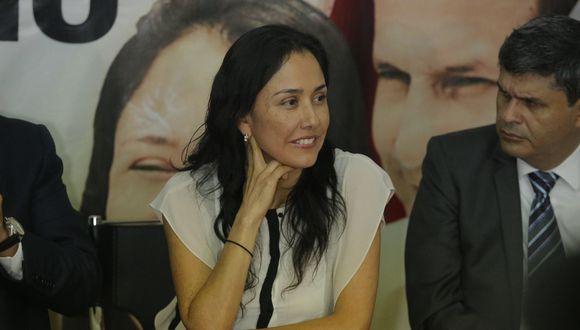 Nadine Heredia (Luis Centurión/Perú21)