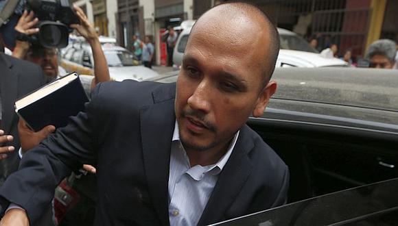 Ilan Heredia acusó a comisión Belaunde Lossio de destruir su carrera. (Perú21)