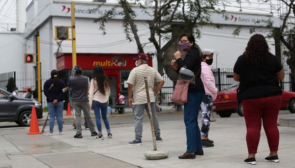 El Segundo Bono Familiar Universal de 760 soles se viene entregando desde el 10 de octubre (Foto: Andina)