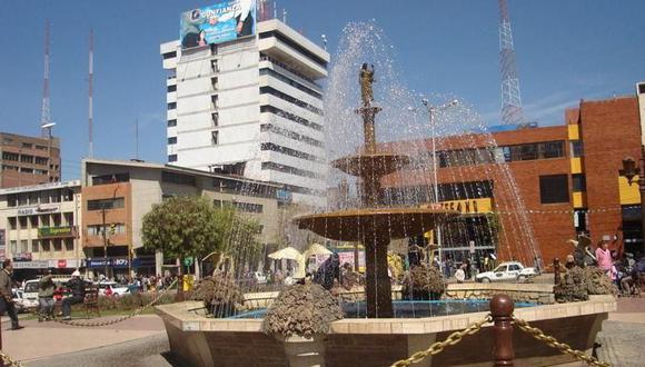 Ciudad de Huancayo (USI)