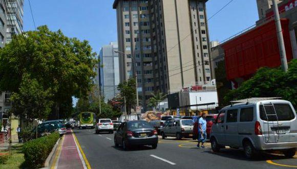 El cierre de calles es hasta las 3:00 p.m. (Foto: Difusión)
