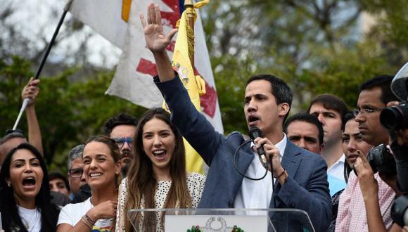 """El pasado 24 de enero la Cancillería china mostró su apoyo a Nicolás Maduro, aliado de China, y censuró la """"intrusión en asuntos internos"""" por parte de Estados Unidos. (Foto: AFP)"""